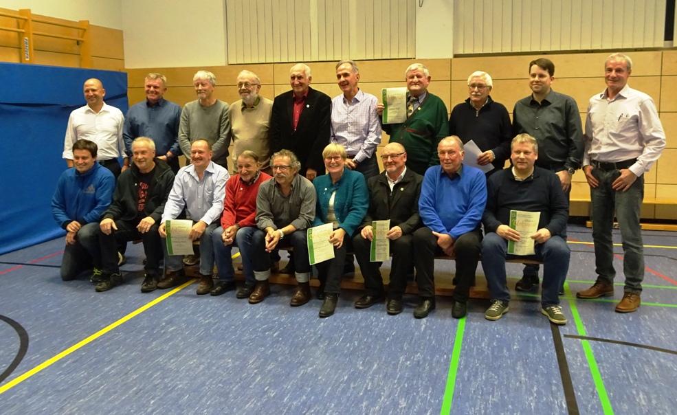 Mitgliederversammlung beim SVK mit Rekordkulisse