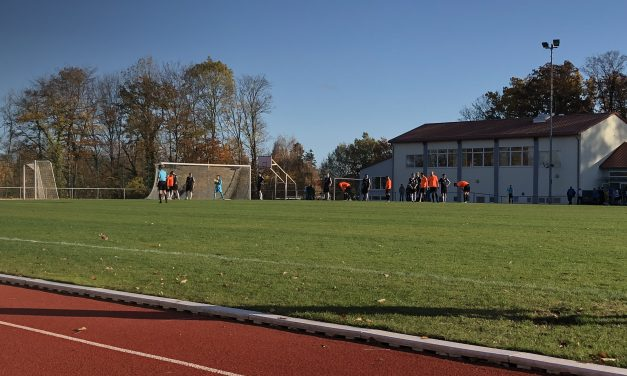 I. Mannschaft: 3:0-Heimsieg